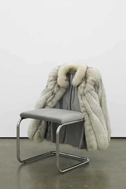 Nicole-Wermers-Untitled-Chair-FXG-2-2015-Vintage-fur-steel-tubing-upholstery-silk-and-velvet-85