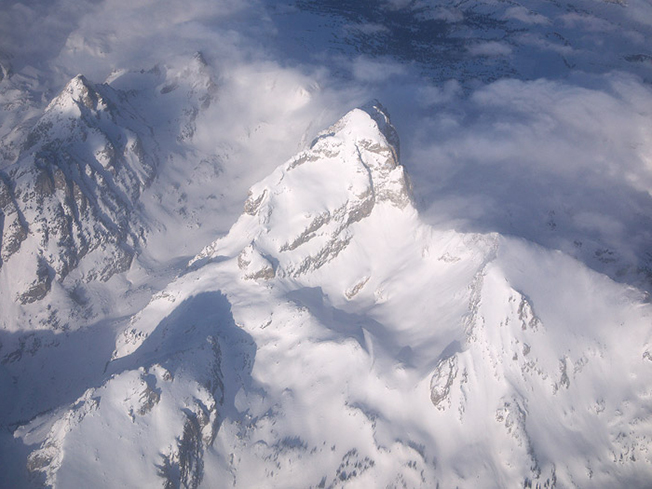 Buck Mountain Aerial
